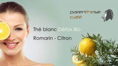 Parenthese Café, le spécialiste en vente à domicile de produits sains et naturels, vous présente son thé blanc Détox Bio, pour une cure de vitalité !
