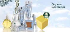 Organic Skincare with Olive Oil