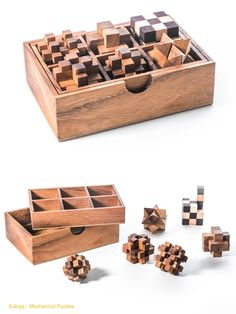 Wooden Projects, Wood Crafts, Fun Crafts, Diy Wood, Wood Games, Pokemon, Mini Things, Wooden Puzzles, Wooden Art
