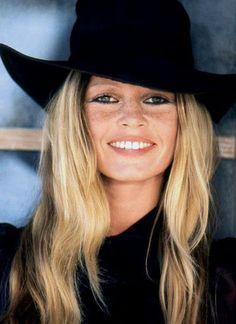 Brigitte Bardot!