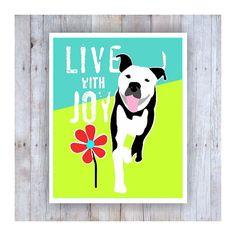 Pit Bull Art Pitbull Art Pitbull Artwork Pit Bull by GoingPlaces2