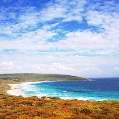 Yallingup Beach, Yallingup, Western Australia.