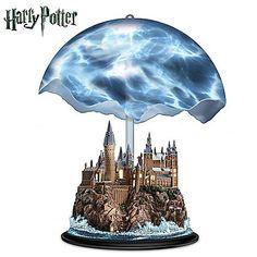 Harry Potter HOGWARTS Castle Illuminating Sculpture