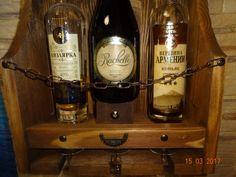 Photo Diy Cooler, Wine Rack, Liquor Cabinet, Storage, Home Decor, Purse Storage, Decoration Home, Room Decor, Larger