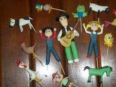 Resultado de imagen para tortas de las canciones de la granja