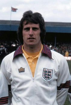England goalkeeper Ray Clemence in 1977.
