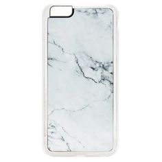 Zero Gravity Stoned iPhone 6 Plus / 6s Plus Case ($29) ❤ liked on Polyvore featuring accessories, tech accessories, stone and zero gravity
