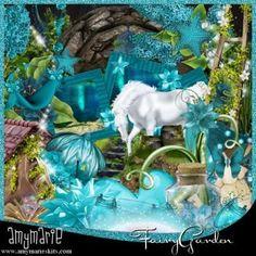 AmyMaire: NEW PTU Fairy Garden