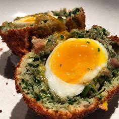 Scotched Eggs-Mejor en Casa-Axel Chef en Casa- Chef a domicilio
