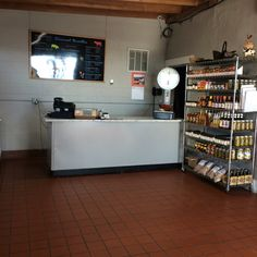 Checkout counter 2016 remodel