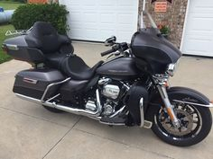 2017 Harley Davidson Ultra Limited LOW FLHTKL, Price:$22,250. Marshfield, Missouri #harleys #harleydavidsons #ultralimited #flhtkl #motorcycles #hd4sale