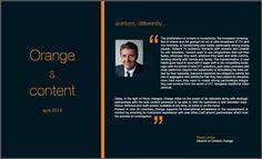 New Orange eBook Showcases Content and Technology Range