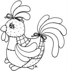 Quilted Chicken