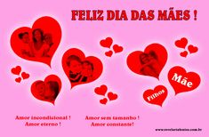 Feliz Dia das Mães !!! Bjs, das Gêmeas Paraenses