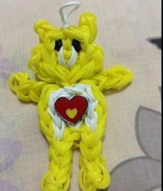 Care bears inspired loom