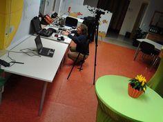 Vorbereitungen zur 5. Sendung #kreidezeit