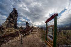 an den Königsteinen der Teufelsmauer by Manfred bergkristall on Den, Photos, Full Stop