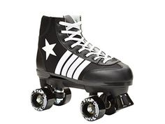 Special Offers - Epic Skates Star Kids Quad Roller Skates Black Youth 1 - In stock & Free Shipping. You can save more money! Check It (May 11 2016 at 09:36PM) >> http://kidsscootersusa.net/epic-skates-star-kids-quad-roller-skates-black-youth-1/