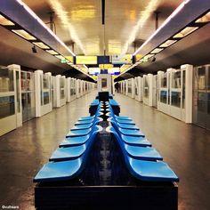 #Paris Subway - @vutheara- #webstagram