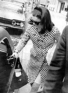 Jacqueline Kennedy, 1967.