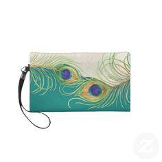 Adorable peacock purse.  #jbevents