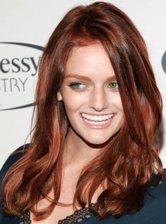 lydia hearst 1 Who Will Jeff Goldblum Play in Girlfriend Lydia Hearsts New Lohan Inspired Film?