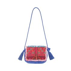 Turi Navy Clutch by O'Frida. Available at indelust.com