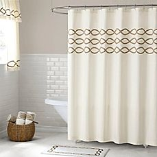 image of Linden Shower Curtain