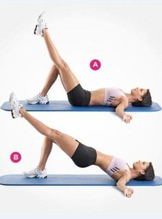 9 Best Exercises To Get Rid Of Cellulite On Buttocks And Thighs