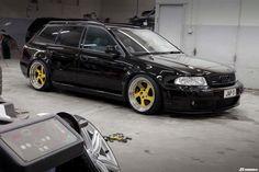 B5 Audi S4 Avant