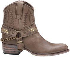 Grijze Sendra Boots western