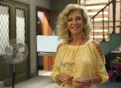 A atriz e diretora Marília Pêra morreu neste sábado, 5 de dezembro 2015, em sua casa, no Rio de Jane... - Divulgação, TV Globo