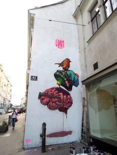 Walls 2012 by Przemek Blejzyk, via Behance