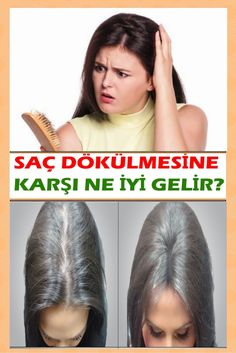 Saç Dökülmeleri İçin Çözümler