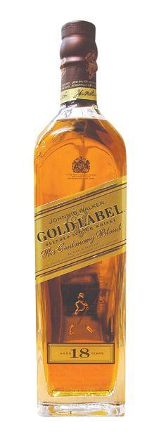 Johnnie Walker Gold, $50