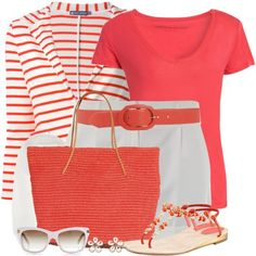 A fashion look from June 2014 featuring Comptoir Des Cotonniers t-shirts, Petit Bateau blazers and French Connection shorts. Browse and shop related looks.