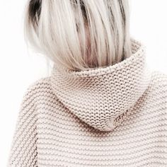 oversized cowl neck sweaters