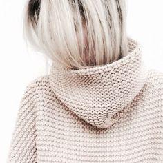 »Funnel Neck« #knitting