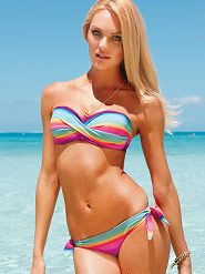 With vacation on my mind I really want this swim suit!