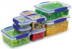 Eight Pack - Klip It Packs - Sistema Plastics