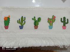 Punto De Cruz, Dots, Flowers