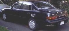 Toyota Camry LE 1995 Gasolina Argirita MG | Roubados Brasil