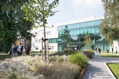 Fontys University of Applied Sciences. Photo courtesy of Mecanoo