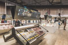 Expo 2015 proved an eye-opening event, particularly a vision of what the supermarket of the future might look like