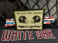 Football Mom Team ideas on Pinterest | Football Team, Team Gifts and ...