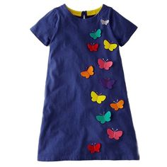 Cheap children costume, Buy Quality costume for kids directly from China girls summer dress Suppliers: Vestidos Girls Summer Dress 2018 Brand Animal Unicorn Princess Dress Children Costume for Kids Clothes Flamingo Baby Dress Toddler Girl Dresses, Little Girl Dresses, Toddler Girls, Baby Girls, Kids Girls, Girls Summer Dresses, Infant Toddler, Fashion Kids, Fashion Clothes