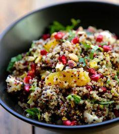 Γιορτινή σαλάτα με κινόα | iefimerida.gr