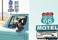 Route 66. What a great road trip!