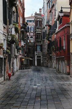 Venice, after the rain.