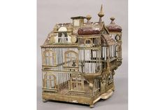 Antique bird cages | birdcages hopefully with no birds inside